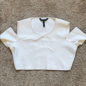 BCBG Crop top
